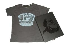 T-Shirt Dark Grey The Music Factory