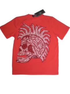 T-Shirt Mohawk Red
