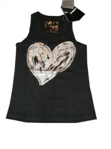 Vest top Kaitlin Black 21T3127