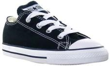 Youth Chuck Taylor All Star Ox Black AA0241