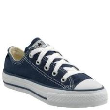 Youth Chuck Taylor All Star Ox Navy