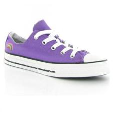 Youth Chuck Taylor Double Tongue Ox Orchid