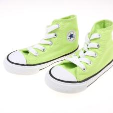 Youth Chuck Taylor Hi Sharp Green/White
