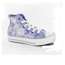 Youth Chuck Taylor Light Years Leather Hi Lavender