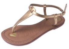 Zephyr Girls Sandal Gold